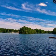 Ashford CT Lake