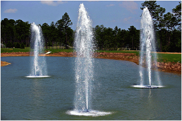Large Outdoor Fountains For Ponds And Lakes In Connecticut