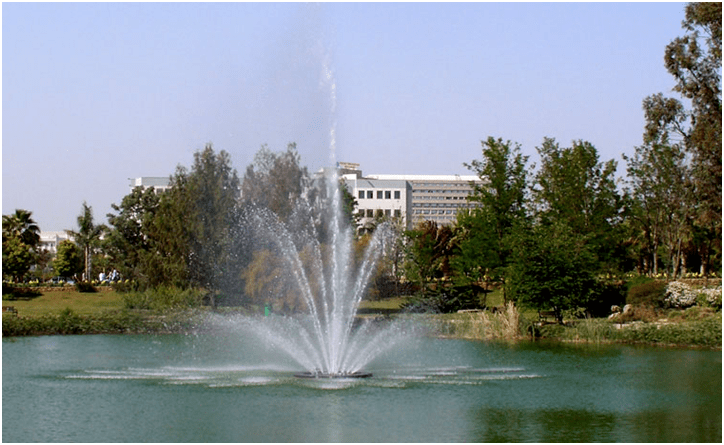 Large Water Fountains Outdoor