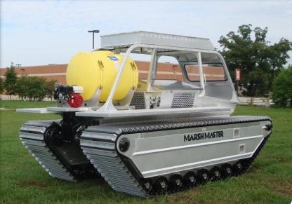 Herbicide Roller Chopper