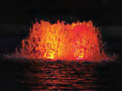 Volcano Aquamaster LED